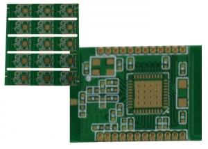 China High Frequency Ultrasonic Generator PCB With UL Short Delivery Time on sale
