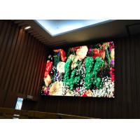 Full Color Indoor Fixed LED Display / LED Panel for Concert  / TV Station