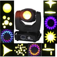 230w 7r Stage LED Disco Lights / Club disco Light Beam Moving Head Effect