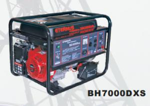 China One Phase Small Gasoline Powered Generator , 5KVA Generator on sale