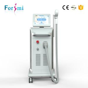 Quality Professional CE FDA approved painless 2500W 3 wavelength 755 808 1064 diode laser hair removal machine for salon use for sale