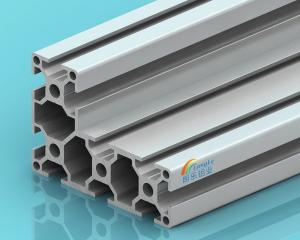 China L Shape Aluminium Extruded Profiles 90 Series 50-6000 Millimeter / Pc Length on sale