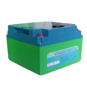 China Rechargable Electric Vehicles Battery 12v 30ah Motive Batteries supplier