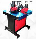 High Capacity Hydraulic Busbar Punching Machine / Hydraulic Busbar Bending Machine