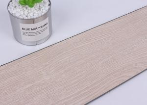 China PVC Stone Patterned Vinyl Flooring Laminate Low Shrinkage With 0.3mm Wear Layer on sale