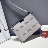 China New Design Shoulder Bag Women Messenger Bag Classical Style Quilted Pu Leather Shell Handbag on sale
