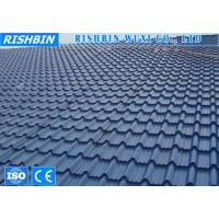 Lightweight Galvanized Metal Roof Sheet Water-proof / Anti Rust