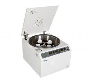 China TD5A Laboratory Centrifuge , Reliable Blood Tube Centrifuge Equipment on sale