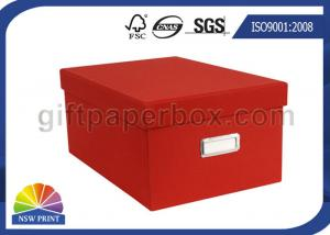 China Colorful Toy Storage Corrugated Carton Paper Box / Customized Cardboard Packaging Boxes on sale