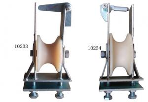 China Swerve Skyward Conductor Stringing Blocks / Wheel Open Hook Stringing Blocks on sale