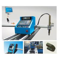 China Portable CNC Plasma Cutting Machine And Automatic Gas Cutting Machine With Steel Track on sale
