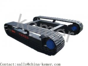 China Crawler Track Undercarriage/For Drilling Machine Crawler Track Undercarriage on sale