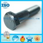 Bolt with hole, Bolt with Hole in Head ,Hex head bolts with holes,Hex bolts with holes,Zinc plated hex bolt grade 8.8 10