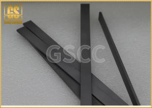 China Temperature Resistant Carbide Wear Strips For Woodworking Cast Iron Cutting Tool on sale
