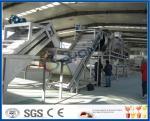 SUS304/SUS316L terminam a linha de processamento de Apple, equipamento do suco de fruto