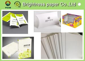 China 230gsm Hard Paper Sheets , Ivory Printer Paper For Wedding Invitations on sale