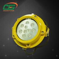 Led 6000 Lumen 60W Industry Light , High Power 25 Degree Explosion Proof Spotlight