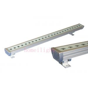 China Outside RGB 3 in 1 Tricolor LED Stage Light Wall Washer Lights 24 x 3W Wedding on sale