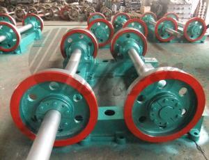 China 40KW Prestressed Concrete Pipe Mould / Concrete Pipe Making Machine on sale