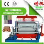 bandeja del huevo que hace máquina la máquina de la celulosa