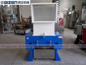 China Normal Model Industrial Plastic Bottle Crushing Machine With Scissor Blades on sale