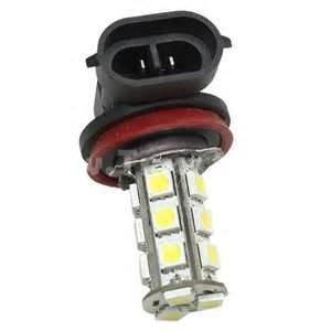 China Energy Saving H1 21SMD 12v 1watt colored Auto Motor Resin LED Bulb Flashing Fog Lights / bulbs on sale