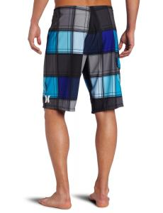 China Mens Elastic Waist Shorts , 100 Polyester Shorts 22 Inch Inseam on sale