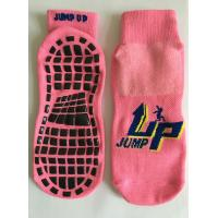 The Professional Socks For Indoor Trampoline Sports Professional Cotton Trampoline Socks