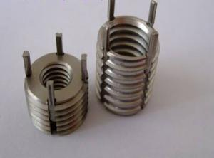 China China fastener manufacturer stainless steel screw thread coils insert on sale