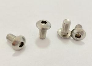 China Marine Stainless Steel Screws , Stainless Steel Flange Bolts Metric Hex Drive supplier