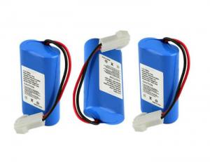 China Li Ion Rechargeable Lithium Batteries 2S1P For Medical / Shaver , Environment Friendly on sale