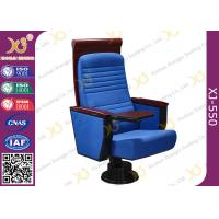 High Back Rest Auditorium Chairs With Heating Ventilation Air Conditioning Output