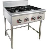 China Combination Chinese Cooking Stove Gas Cooker Gas Griddle Gas Charbroiler on sale