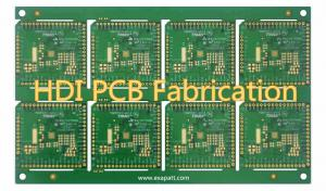 China HDI PCB (High Density Interconnect ) manufacturer; microvias multilayers PCB blind vias, buried vias on sale