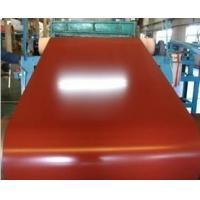 JIS G3312, CGCC, DX51D AZ PPGL Prepainted Color Steel Coils / Coil For Buildings, Vehicle
