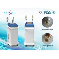 Infini acne scar treatment fractional micro needling rf radio frequency for acne scars