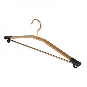 China Aluminium Hanger  Metal Hanger Clothes Hanger for Men on sale