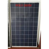 China High Efficiency Grade A Solar Panel 36V 270W for Solar Power Plant on sale