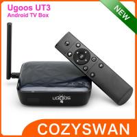 China Quad Core dual band wifi Google Android 4.4 TV Box RK3288 Ubuntu OS on sale