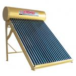 CE & Keymark certified solar collector with heat pipe