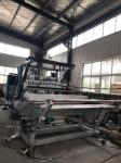 PVC Carpet Vinyl Loops Making Machine , Mat Manufacturing Machine ISO Compliant