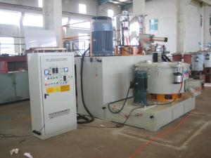 China Easy Operated High Speed Mixer For Pvc Compounding Vertical / Horizontal Type on sale