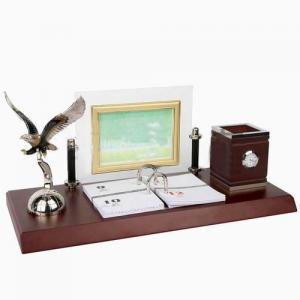 China 2015 eagle desktop gifts photo frame calendar on sale