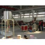 maquinaria de la nodulizadora del corte del pvc 350kg/hgranules/nodulizadora calientes superficiales del granulador/pvc