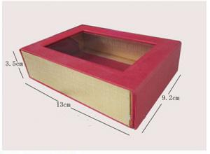China Duplex Board + C2S / 800g Grayboard + 157g Fancy Paper Folding Box With Hole , Matt Lamination on sale