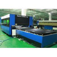 Metal Laser Cutting Machine / Cast Iron Cutter Machine 120 M/Min Positioning Speed