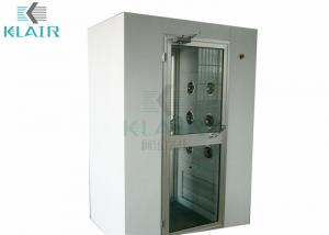 China Manual / Automatic Interlocking Door Air Shower Room For Particulate Control Room on sale