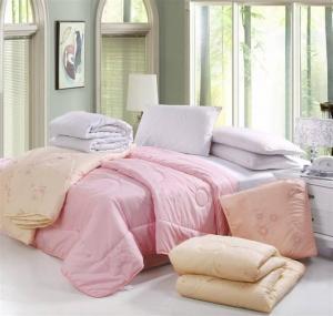 China cotton quilt set on sale