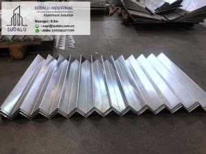 China SUDALU Aluminum Solid Panel Bending Aluminum Panel Welding Shape Aluminum Solid Panel on sale