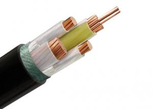 China External Grade Four Core Armoured Cable Cross Linked Polyethylene Insulation on sale